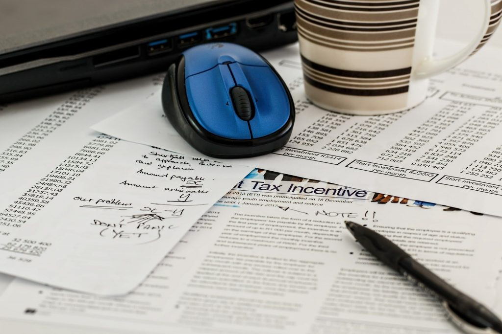 Accounting Professionals, Tax Help, Financial Statements